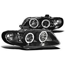 Depo Auto Lamps Catalog Pdf by Amazon Com Spyder Auto Pro Yd Pgto04 Hl Sm Smoke Halo Led