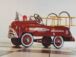 RM Sotheby's - Fire Truck Pedal Car | The Wayne Davis Collection 2008 Baghera Fire Truck Pedal Car Justkidding Middle East Steelcraft Mack Dump Pedal Truck 60sera Blue Moon 1960s Amf Hydraulic Dump N54 Kissimmee 2016 Mooer Red Multi Effects At Gear4music Gearbox Volunteer Riding 124580 Toys Childrens Toy 1938 Instep Ebay New John Deere Box Jd Limited Edition Rare American National Hose Reel Kids Cars Buy And Sell Antique Part 2