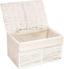 franz müller flechtwaren aufbewahrungsbox mit deckel zum staubfreien aufbewahren kaufen otto
