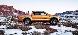 100 Ford Off Road Truck Shes Back 2019 Ranger Debuts In Detroit At NAIAS