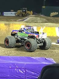 100 Monster Truck Oakland Sandys2Cents Jam CA OCo Coliseum 218