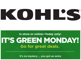 PSA Kohls Email 40%, 30% Or 20% Off--Reveal Your Green ... Kohls 30 Off Coupon Code With Charge Card Plus Free New Years Sale October 2018 Store Deals For 10 Nov 2019 Pin On Picoupons Coupons Iphone Melbourne Accommodation Calamo Saving Is Virtue 16 Off On Average Using Coupons Codes Promo Maximum 50 Natasha Denona Sunset Palette Code From Allure Green Monday Cash Save Up To Of Your Entire Purchase Printable 40 Farmland Bacon Coupon Most Valued Customer Shipping No Minimum