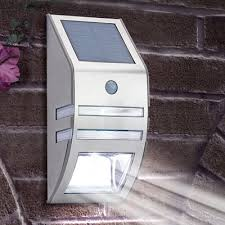 led security wall light with motion sensor daily