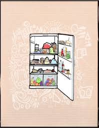 ranger frigo comment organiser frigo à table
