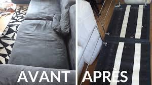 comment nettoyer canapé défi 15 minutes de ménage par jour je nettoie le canapé et le
