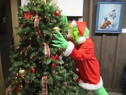 The Grinch Christmas Tree by Breakfast With The Grinch