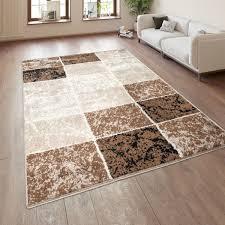 design teppich wohnzimmer marmor optik