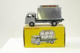 100 Glass Truck Dinky 33C Simca GreyDark Green AB EBay