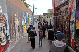 tours clarion alley mural project