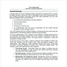Strategic Plan Report Template Fresh Sample Sales Example Format Project Management T