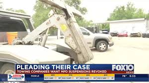 100 Tow Truck In Spanish Mobile Tow Truck Investigation Fox10tvcom