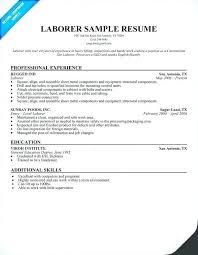 Best Construction Resume Template Safety Manager