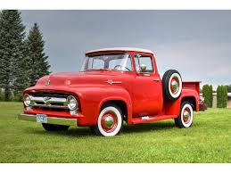 1956 Ford F100 For Sale On Classiccars Inspiration Of Old Ford ...
