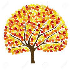 Autumn Tree Clip Art 22