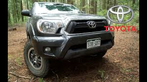 Toyota Tacoma Aftermarket. 33-inch Tires, Off Road - YouTube
