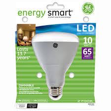 ge 10 watt br30 energy smart led indoor flood light sam s club