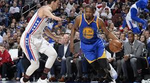 Warriors Kevin Durant knee injury brings back Matt Barnes Movie