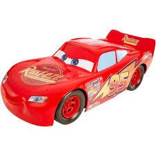 100 Lightning Mcqueen Truck DisneyPixar Cars 3 McQueen 20Inch Vehicle Walmartcom