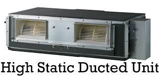 Mini Split Ceiling Cassette Air Conditioner by Lg 36000 Btu Flex 4 Zone Mini Split Air Conditioner Lmu36chv Heat Pump