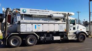 Sewer Cleaning & Televising - Mobile Dredging Video Pipe