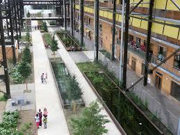 100 In Situ Architecture Rosa Luxemburg Garden By Architectes Paysagistes Landscape