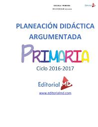 """ESCUELA PRIMARIA CICLO ESCOLAR x x PLANEACI""""N DIDCTICA"""