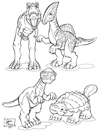 Dinosaur Coloring Book Picture Gallery For Website Dinosaurs