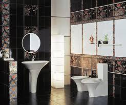 Color For Bathroom Tiles by Bathroom Ideas Luxurious Black White Bathroom Color Themes