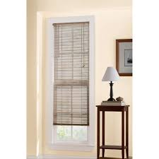 Small Window Curtains Walmart by Mainstays Room Darkening Mini Blinds Khaki Walmart Com