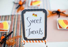Top Halloween Candy 2013 by Halloween Candy Corn Bar Amy Atlas Events