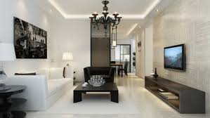 Modern Style Living Room Color