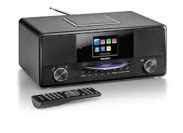 karcher dab 9000cdi internetradio schwarz wlan bluetooth dab internetradio aux eingang kopfhörerausgang cd mp3 player wecker mit dual alarm