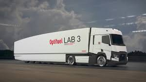 100 Aerodynamic Semi Truck Optifuel Lab 3 Or How Renault Strives To Reduce Fuel