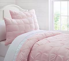 Girls Pink Bedding Twin Bed Set Cute Toddler Sets And Queen