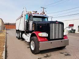 100 Peterbilt Dump Truck For Sale 2009 PETERBILT 388 TRIAXLE ALUMINUM DUMP TRUCK FOR SALE 616156
