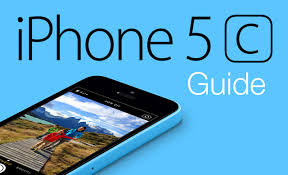 iPhone 5c Guide Book Out Today