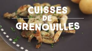 comment cuisiner des cuisses de grenouilles cuisses de grenouilles au beurre d ail cuisineaz