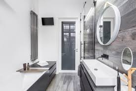 33 Terrific Small Master Bathroom Ideas (2019 Photos) 25 Best Modern Bathrooms Luxe Bathroom Ideas With Design Gray For Relaxing Days And Interior Bao 3d Rendering Luxury Toilet Stock Sophisticated For A Marble 14 Modernstyle 33 Terrific Small Master 2019 Photos Farmhouse Alton Kichler Lighting Tiles Doors Without Images 26 Doable Victorian Plumbing 8 Contemporary Contemporary Bathrooms Modern Bathroom Ideas