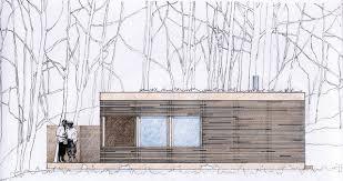 100 Taylor Smyth Architects Gallery Of Flashback Sunset Cabin 6