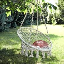 hamac siege suspendu fauteuil suspendu exterieur moderne jardin hamac chaise longue
