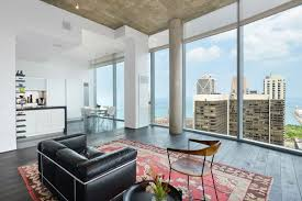100 The Penthouse Chicago Contemporary In
