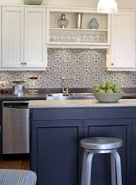 the pattern is truly a unique tile that looks stunning as