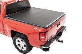 Soft Tri-Fold Bed Cover For 2014-2018 Chevrolet Silverado / GMC ... Trifold Tonneau Vinyl Soft Bed Cover By Rough Country Youtube Lock For 19832011 Ford Ranger 6 Ft Isuzu Dmax Folding Load Cheap S10 Truck Find Deals On Line At Extang 72445 42018 Gmc Sierra 1500 With 5 9 Covers Make Your Own 77 I Extang Trifecta 20 2017 Honda Tri Fold For Tundra Double Cab Pickup 62ft Lund Genesis And Elite Tonnos Hinged Encore Prettier Tonnomax Soft Rollup Tonneau 512ft 042014