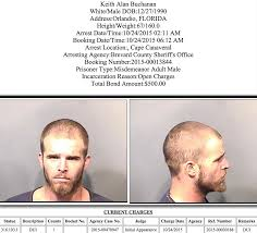 Buchanan County Booking Desk by Arrests In Brevard County October 25 2015