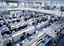 Ubs Trading Floor New York by Goldman Trading Floor Thefloors Co