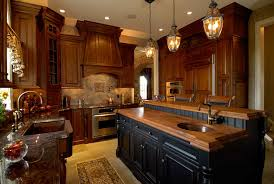 Traditional Cherry Kitchen Old World Style In Macungie Pennsylvania By Morris Black Designs Lehigh Valley