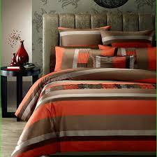 Brown And Orange forter Sets appealing brown and burnt orange