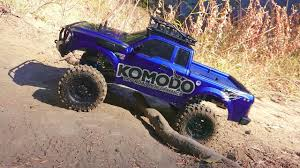 100 Komodo Truck RC ADVENTURES G Made 4x4 110 Electric Trail King