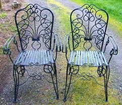 Vintage Wrought Iron Patio Furniture Woodard by Victorian Patio Furniture U2013 Bangkokbest Net