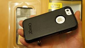 Otterbox muter iPhone SE 5S 5 Case Review